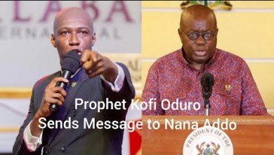 Photo of We won't vote for a tyrant like you again; Prophet Kofi Oduro speaks his mind