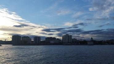 Kingston skyline