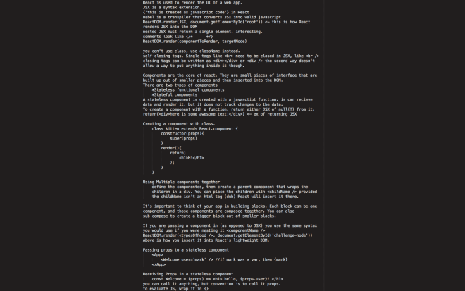 sublime text distraction free mode