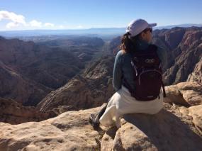 Irina at summit (van 6)