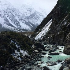 More Hooker Valley vistas
