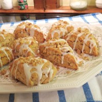 Maple Pecan Scones