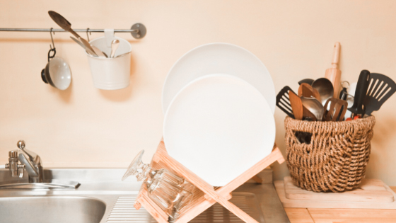 zero waste dishwashing