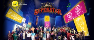 Muzikal lawak super star