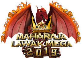 mlm, maharaja lawak mega 2019, logo mlm 2019,