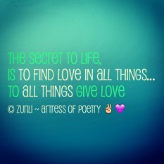 ZuriLi ~ Artress of Poetry