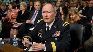 ژنرال کیت الکساندر مدیر NSA