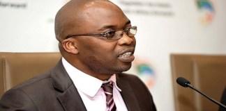 Justice Minister Michael Masutha