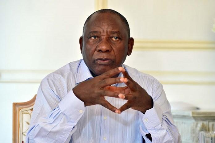 President CyrilRamaphosa