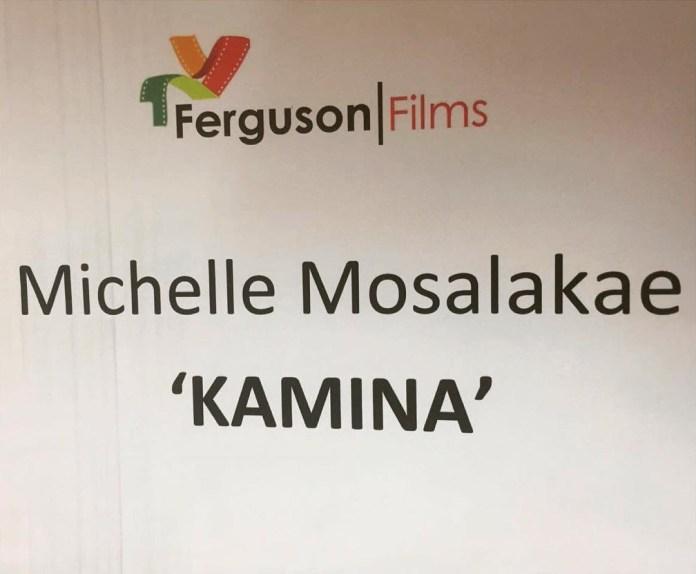 Michelle Mosalakae