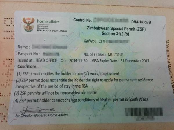 Zimbabwean-Permits-ZSP