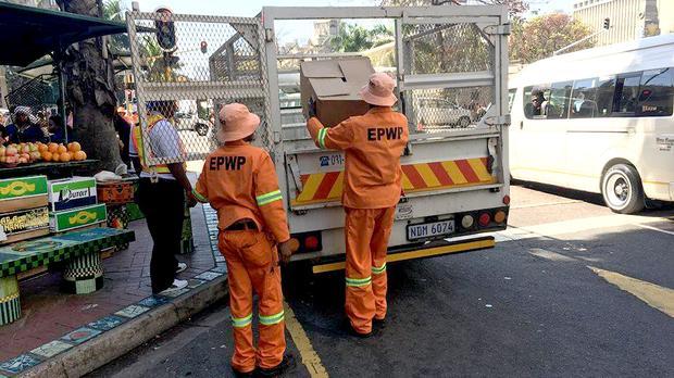eThekwini cleaners