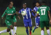 Maritzburg United v AmaZulu FC
