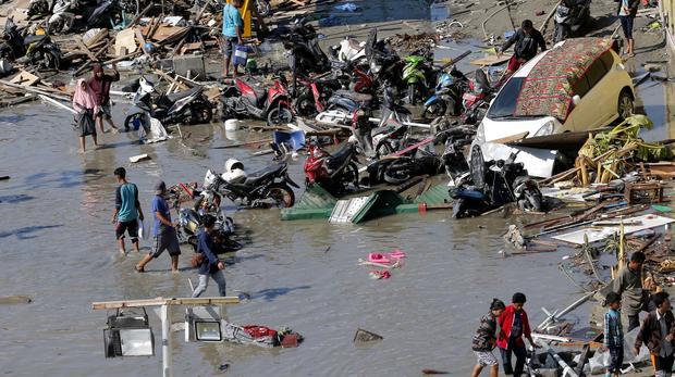Indonesia Eathquake