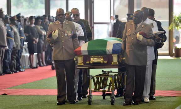 three state funerals
