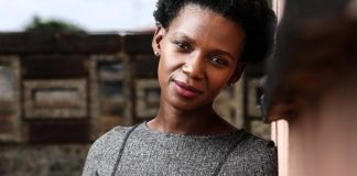 Abomama Actress Nokuthula Mavuso