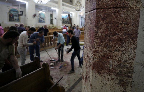 State of emergency in Egypt after IS church