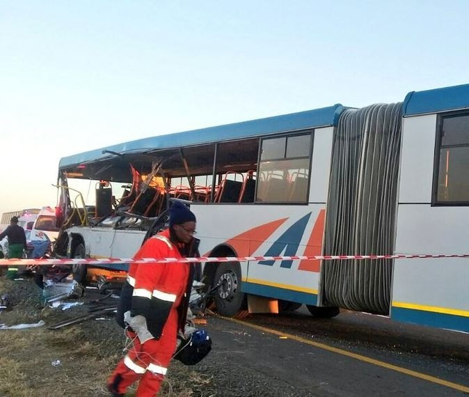 6 women were killed in Accident