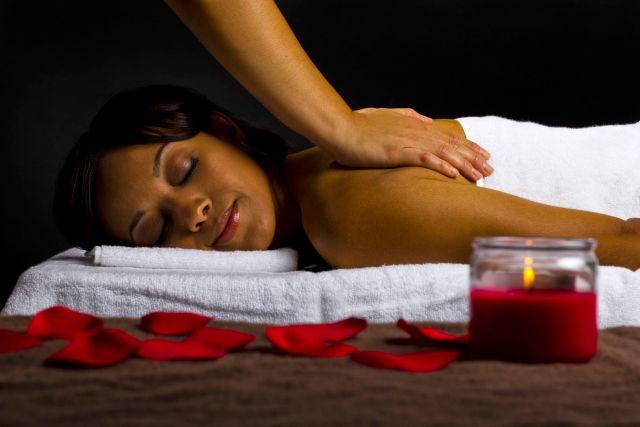 Massage Black Female