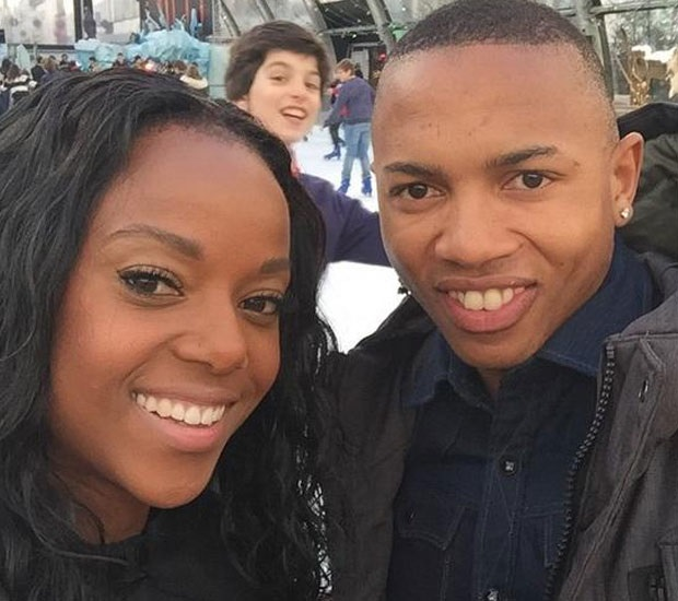 Nonhle Ndala and Andile Jali