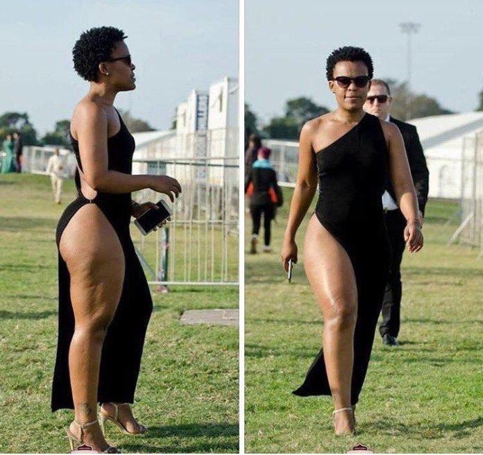 Zodwa waBantu at Durban July