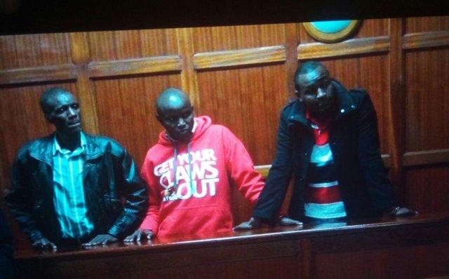 3 Kenyans sentenced to Death