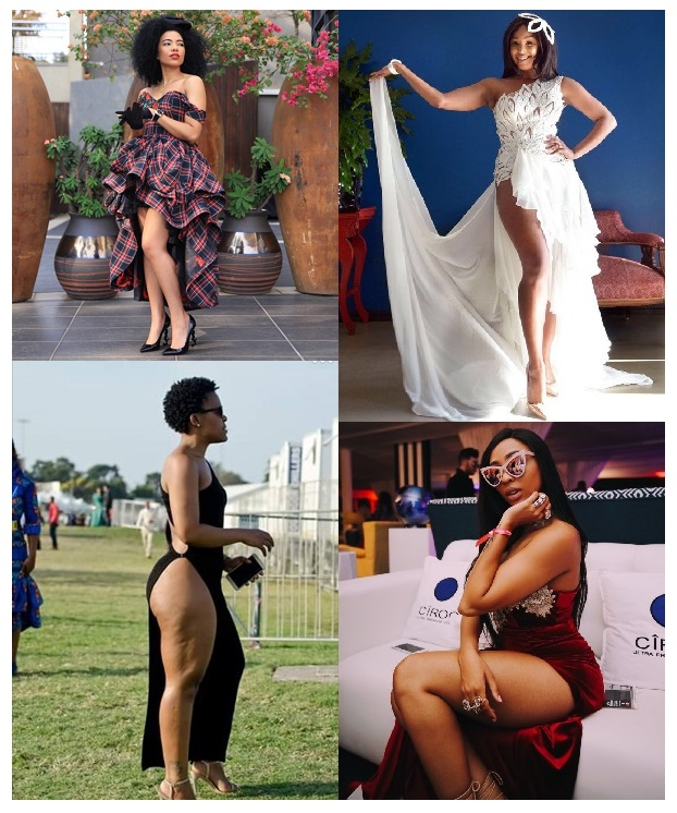 Mzansi Celebs at Durban July