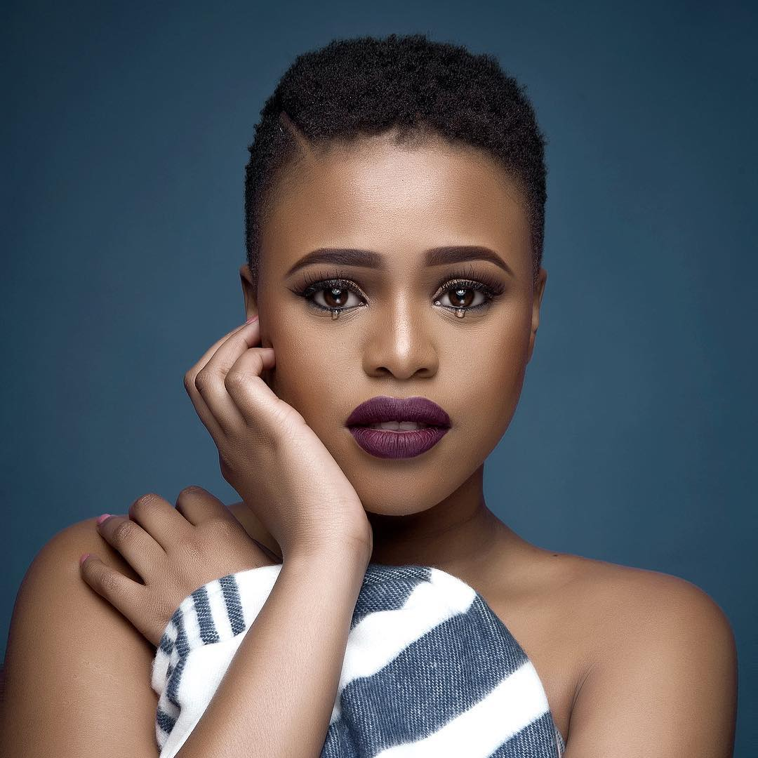 These Latest Natasha Thahane Pictures Will Melt Your Heart