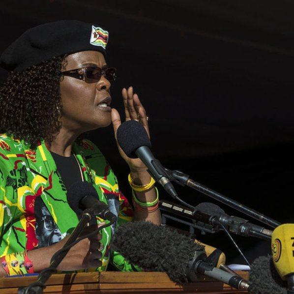Mai Mugabe