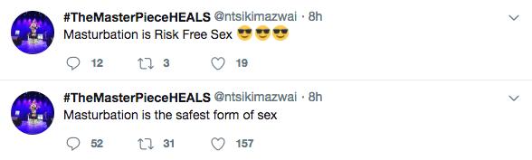 Ntsiki tweet