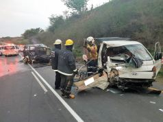 M1 Klaarwater accident