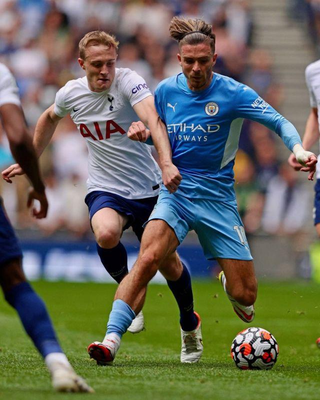 Man City Tottenham