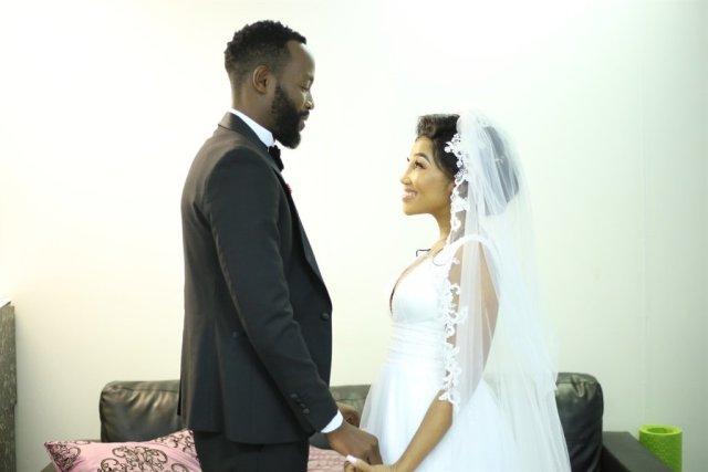 Pastor Gwala and Zekhethelo