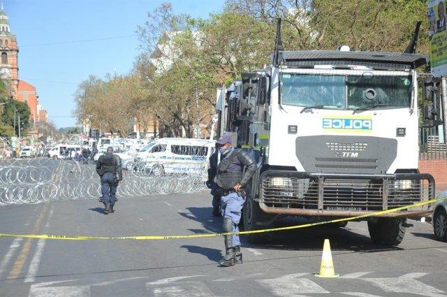 Zuma Court Security