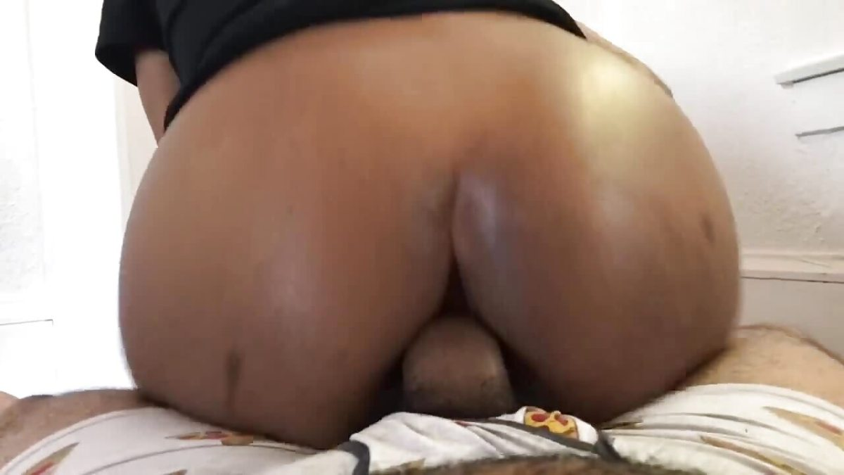 Watch African Booty Anal Fuck