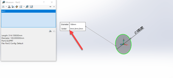 Callout Trong Solidworks