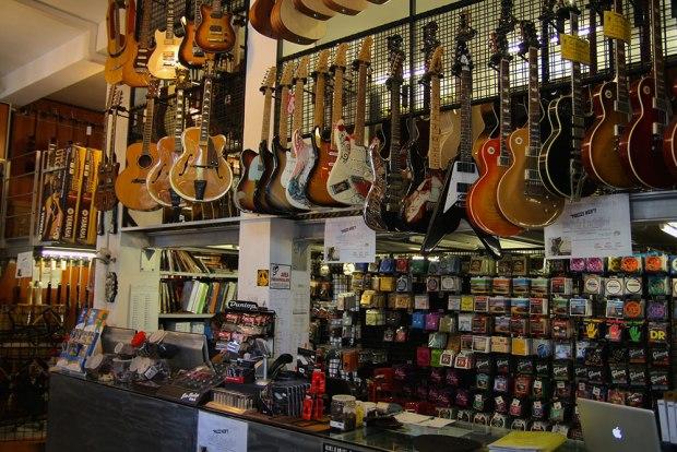 negozio musicali