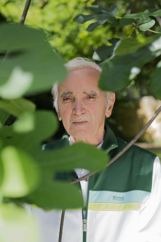 Foto Aznavour 1