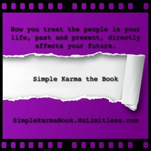 Simple Karma the Book