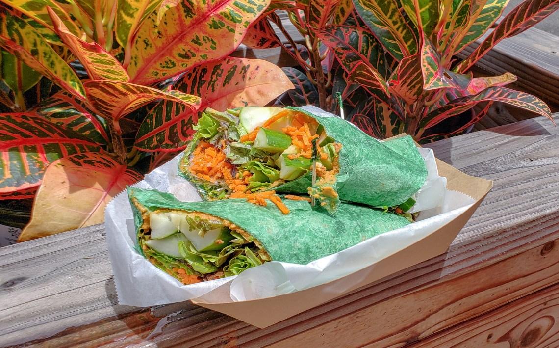 ohana-juice-bar-kauai-fresh-hummus-cucumber-wrap