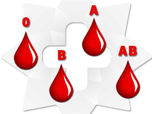 cate grupe de sange sunt)