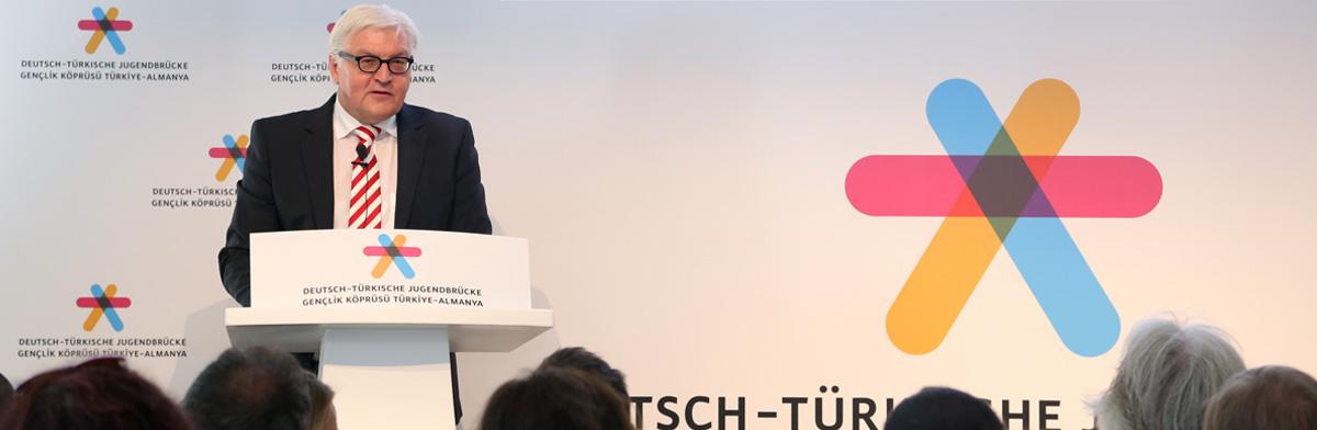 Deutsch-Türkische Jugendbrücke Istanbul 2014