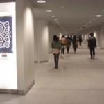 札幌駅前通地下歩行空間を歩いてみた