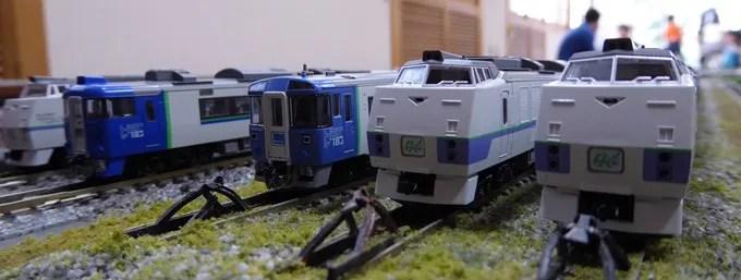 おとなの鉄道模型俱楽部