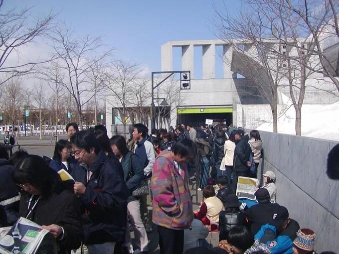 2007年3月31日 日本ハムVS西武