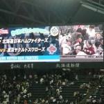 ○ 2009.05.23 S0-3F セ・パ交流戦 中田翔 プロ初安打