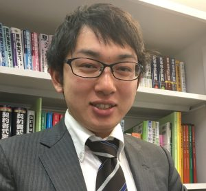西谷弁護士プロフィール画像