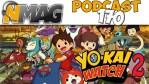 #170 – Yo-kai Watch 2: Kräftige Seelen & Knochige Gespenster