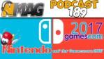 #189 - Gamescom 2017
