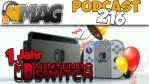 #216 - 1 Jahr mit der Switch